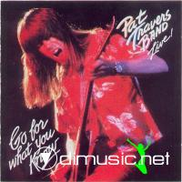 Pat Travers Band - Live! Go For What You Know (1979)