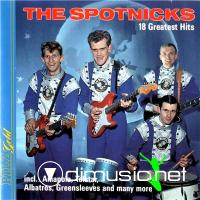 The Spotnicks - 18 Greatest Hits (1988) (Lossless+mp3)