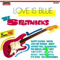 The Spotnicks - Love Is Blue (1987) (Lossless+mp3)