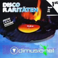 Various - Disco Raritäten Vol. 1 (1985)