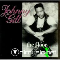 "Johnny Gill - The Floor (12"")"