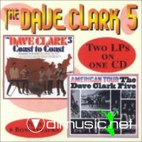 Dave Clark Five - Coast To Coast + American Tour (1999)