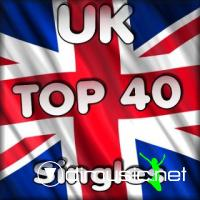 V.A - The Official UK Top 40 Singles Chart 13-11-2011 (CD ORIGINAL)