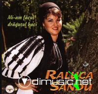 Raluca Sandu - Mi-am facut dragutul baci 2011 (CD ORIGINAL)