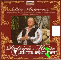 Cover Album of Petrica Moise - Disc Aniversar peste 40 de cariera 2011 (CD ORIGINAL)