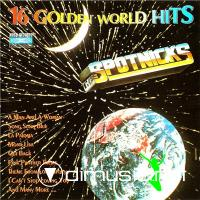 The Spotnicks - 16 Golden World Hits (1987)