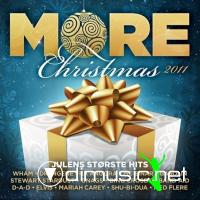 VA-More Christmas 2CD 2011 (CD ORIGINAL)
