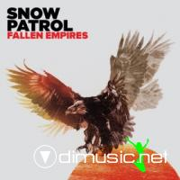 Cover Album of Snow Patrol – Fallen Empires (2011)