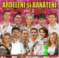 Ardeleni si Banateni vol. 2 CD Original Album Flac