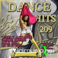 V.A - Dance Hits Vol.209 2011 (CD ORIGINAL)