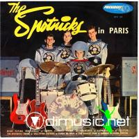 The Spotnicks - The Spotnicks In Paris (1962) (Lossless+mp3)