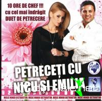V.A - Petreceti cu Nicu si Emilia Vol.2 Mp3 2011 (CD ORIGINAL)