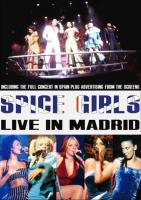 Spice Girls - Spiceworld Tour Live In Madrid (1998) VHS to DVD