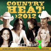 VA - Country Heat 2012 (2011)
