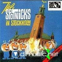 The Spotnicks - The Spotnicks In Stockholm (1964) (Lossless+mp3)