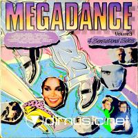 Megadance - Vol.3 (Non-Stop Dance Mix) (1987)