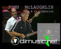 John McLaughlin and the 4th Dimension - Jazz a Vienne (2008) [SATRip]