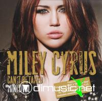 Miley Cyrus - Can't Be Tamed (2010) Mini DVD