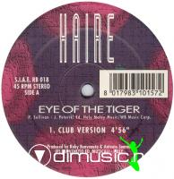Haire – Eye Of The Tiger - Single 12'' - 1995