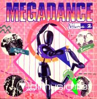 Megadance - Vol.2 (Non-Stop Dance Mix) (1987)