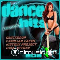 V.A - Dance Hits Vol.208 2011 (CD ORIGINAL)