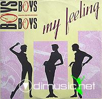 Boys Boys Boys - My Feeling (1991)