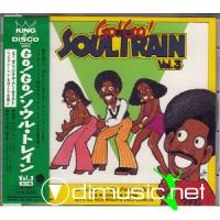 Various Artists - Go! Go! Soul Train Vol.3 (1992)