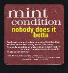 Mint Condition - Nobody Does It Betta (3 Boyz 12'' Edit)