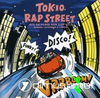 Various Artists - Tokio Rap Street Hits On Power Non Stop Vol.3 (1988)
