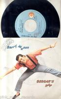 Barry Mason –  Beggar's Rap - Single 12'' - 1987
