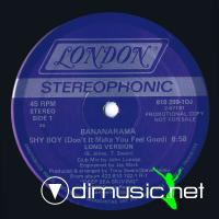 Bananarama - Shy Boy (Don't It Make You Feel Good) (US 12'' Promo)