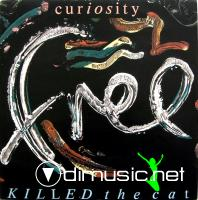 Curiosity Killed The Cat – Free (12'')