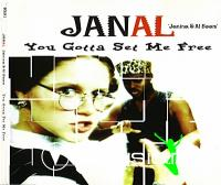 Janal - You Gotta Set Me Free (1994-FLAC)