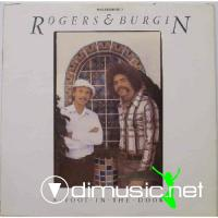 Rogers & Burgin – A Foot In The Door - 1978
