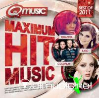 Maximum Hit Music Best Of 2011-2CD-2011