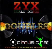 VA - ZYX Italo Disco Doubles, VOl.01 [2CD] (2011)