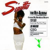 Sinitta – The Hit-Album (1987)