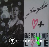 Jenny Kee - Give Me All Your Love (1989)