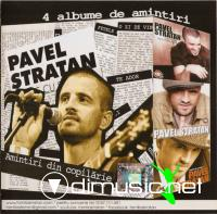 Pavel Stratan - Amintiri din copilarie vol. IV 2011 (CD ORIGINAL)