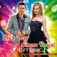 Nicu Vesa si Simona Boncut Vol.1 2012 (CD ORIGINAL)