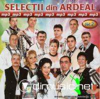 Selectii din Ardeal Vol.2 MP3 2011 (CD ORIGINAL)