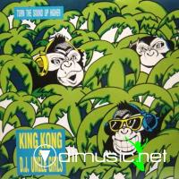King Kong & D'Jungle Girls – Turn The Sound Up Higher (1990)