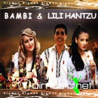 Bambi & Lili Hantzu CD Original 2011