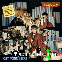 Fancy – Get Your Kicks (1985 LP)