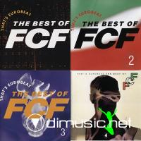 Various - That's Eurobeat The Best Of F.C.F. (4xCD)