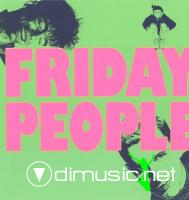 Friday People - Friday People (CD, Album)