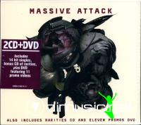Massive Attack – Collected (2006) Limited Edition [2CD+DVD]