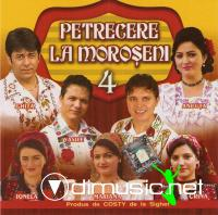 Petrecere la Moroseni vol. 4 CD Original 2011