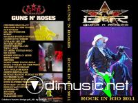 Guns N' Roses - Rock in Rio [2011] [720p x 264 HDTV]