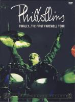 Phil Collins - Finally...The First Farewell Tour (2004) (2xDVD)